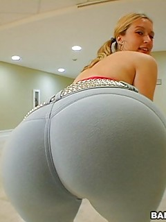 Big Ass Spandex Pics